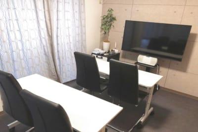 飛沫感染予防パーテーション - SWボラーノ六本木 【六本木駅5分】会議室・サロンの室内の写真