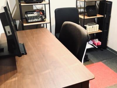 ウインズ レンタルスペースの室内の写真