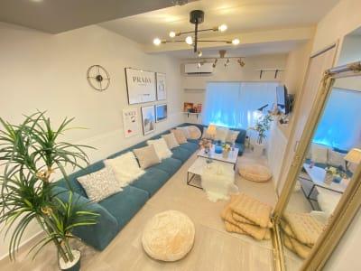 #オオクボgoburin201 【新大久保/大久保】の室内の写真