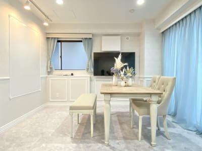 室内写真(ビジネスゾーン)テレビ・モニター地上波放送視聴可能 - コントレール渋谷神泉の室内の写真