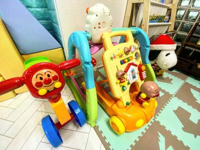 おもちゃコーナー2 - レンタルルーム アンファン キッズスペース付レンタルスペースの室内の写真