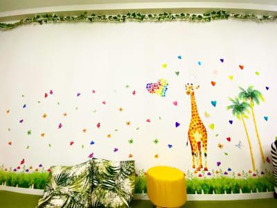 レンタルルーム アンファン キッズスペース付レンタルスペースの室内の写真
