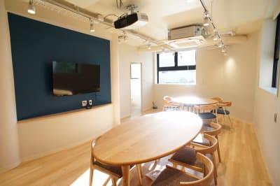 シティライフ カンファレンス 武蔵小杉のプライベート空間の室内の写真