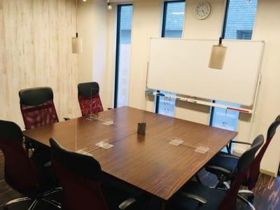 47都道府県レストラン 箕と環 ワークスペースの室内の写真