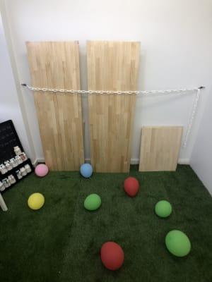 DASHレンタルスペースB ・テーブル - DASHレンタルスペース新松戸 ルームBの設備の写真