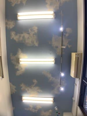 全室青空天井 - DASHレンタルスペース新松戸 ルームBの室内の写真