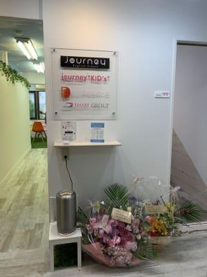 DASHレンタルスペース新松戸 ルームBの入口の写真