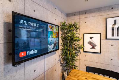 スクエア渋谷1303号室 パーティルームの室内の写真