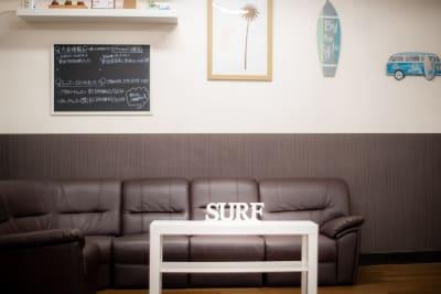 カフェスペース - MOANA目白店 練習会や講習会等にぴったり!!の設備の写真