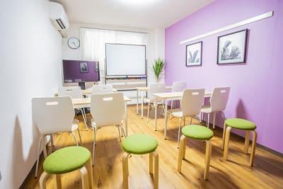 ふれあい貸し会議室 大阪クリオ ふれあい貸し会議室 大阪Bの室内の写真