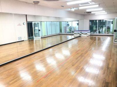 リアクション柏 スポーツ系多目的レンタルスペースの室内の写真