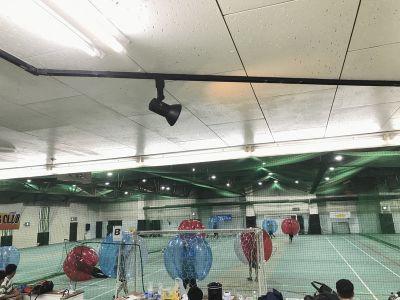 リアクション柏 スポーツ系多目的レンタルスペースのその他の写真