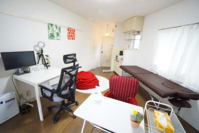 【緑地公園ミニマルオフィス】 緑地公園ミニマルオフィス508の室内の写真