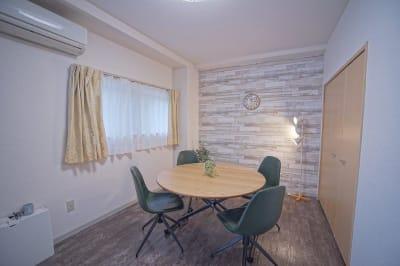 Wi-Fi無料 - 【リベサロ京都駅前】  レンタルルーム 101号の室内の写真