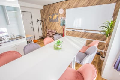 《LVB二子玉川》 会議室&パーティースペースの室内の写真