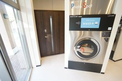 【wash+明海ワークブース】 wash+明海ワークブースの室内の写真