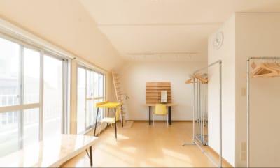 代官山パーフェクトルーム 704 写真スタジオ、展示会、会議の設備の写真