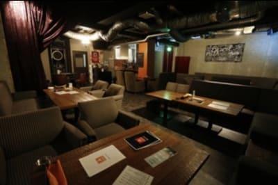 40坪の広々空間! 席の配置は自由に決めて頂けます♪ - パーティースペースOP パーティースペース、会議室の室内の写真