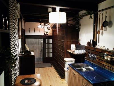 花鈴京都 忍 広々くつろげる忍者屋敷の室内の写真