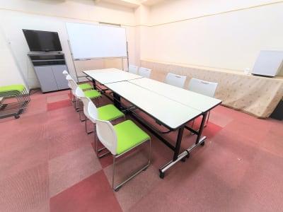 ホテルアスティア名古屋栄 会議室、多目的スペースの室内の写真