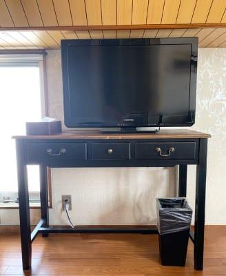 どやねんホテルズ ヤマト  ハルカスが一望できる部屋#61の室内の写真