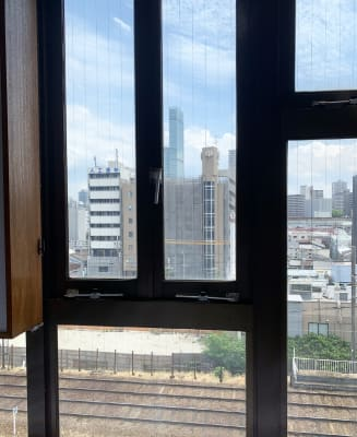 どやねんホテルズ ヤマト ハルカスが一望できるお部屋#62の室内の写真