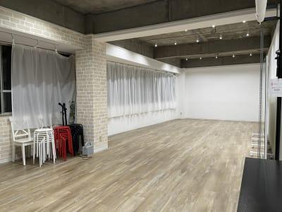 TCEスタジオ(4F) 【深夜パック】ダンススタジオの室内の写真