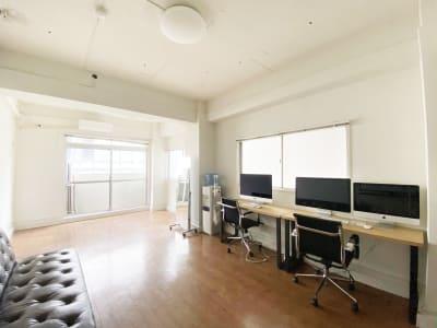 ご入室された時の初期状態 - 西麻布スタジオ 六本木ヒルズ前 レンタルスタジオ&ワークスペースの室内の写真