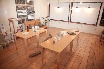2Fスペース - GAKUARU BASE 多目的スペースの室内の写真