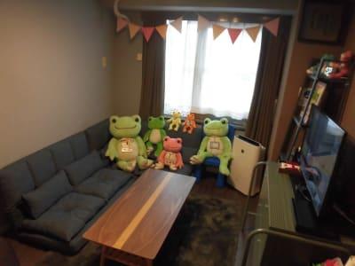 🐸🏠pickles・Home 2名💓おうちデートぷらん💓の室内の写真