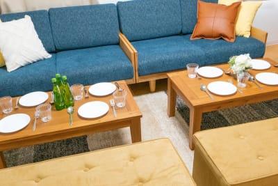 楽しい食事会🍴飲み会🍺誕生会🎂タコパ🐙鍋パはいかがですか?✨ - Ravi荻窪 レンタルスペースの室内の写真