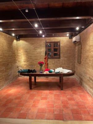1階部分です!使用しないテーブルなどは撤去可能です! - studio Kami/co アートスペースの室内の写真
