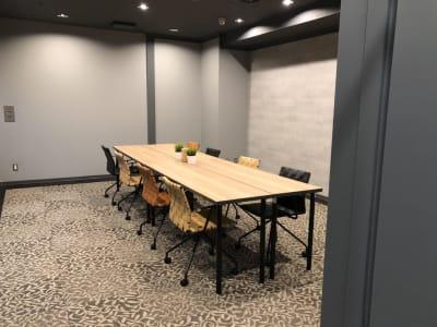 ステュディオ仙台(五橋) 1階貸会議室の室内の写真