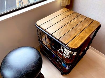 スツールもありますよ! - SSS渋谷 SSS渋谷Ⅲ レンタルスペースの室内の写真