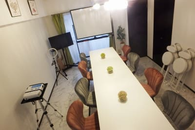 ふれあい貸し会議室 博多トーカン ふれあい貸し会議室 博多Aの室内の写真