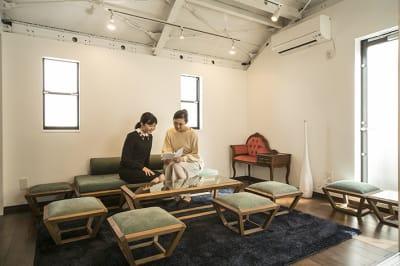 メインフロア2 - KITCHEN & OFFICE 青山店の室内の写真