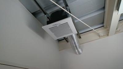 設備:換気扇 - dot7 スタイリッシュスモールオフィスの設備の写真