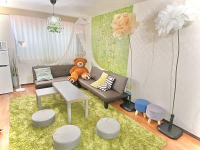 サンク@栄 レンタルスペースの室内の写真