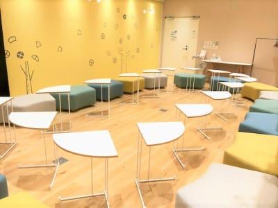 明るい室内で、会話も弾む♪ - Hikarieカンファレンス Room O (オー)の室内の写真