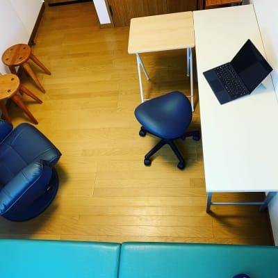 Will Labo 西山本 テレワークスペースの室内の写真