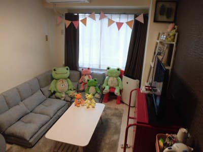 🍮picklesアラモード🍮 おうち映画館・Netflixの室内の写真