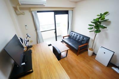 【大山ミニマルオフィス】 大山ミニマルオフィス905の室内の写真