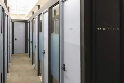 個室フロアはBasisPoint上野店の3Fにございます。 - Basis Point上野店 1名個室 - Cの室内の写真