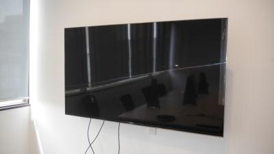 モニター - Voltage名古屋 コワーキングスペース内貸し会議室の設備の写真