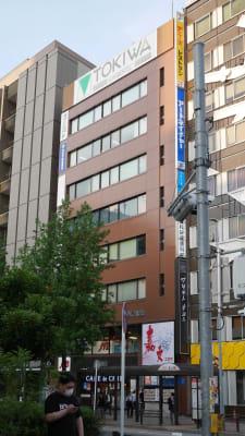 Voltage名古屋 コワーキングスペース内貸し会議室の外観の写真