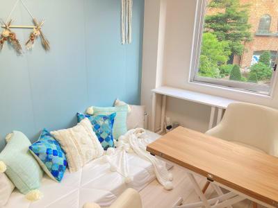 基本レイアウト - 京橋Lotus プライベートスペースの室内の写真