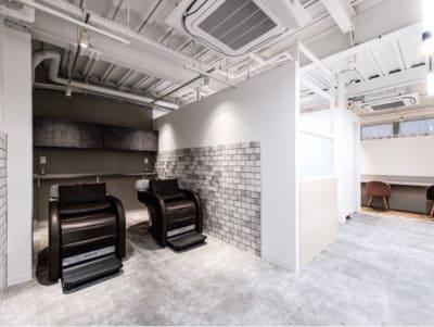 美容室レンタルスペース 美容室 レンタルスペースの設備の写真