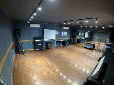 サウンドスタジオM 一之江 Yスタジオの室内の写真