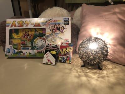 パーティーゲームも色々🎉 - Sonaroom Sonaroom1a✨【高崎市】の室内の写真