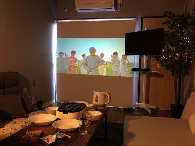 よりパーティがしやすく☺️ - Sonaroom Sonaroom1a✨【高崎市】の室内の写真